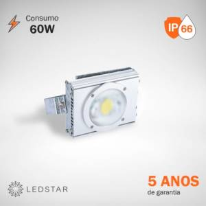 Projetor LED Pro Light 60W