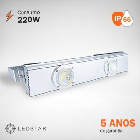 Projetor LED 220W LEDSTAR High Pole