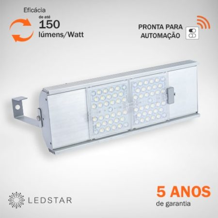 Luminária Industrial High Bay LED 150 Lúmens Watt